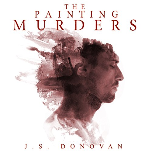 The Painting Murders audiobook cover art