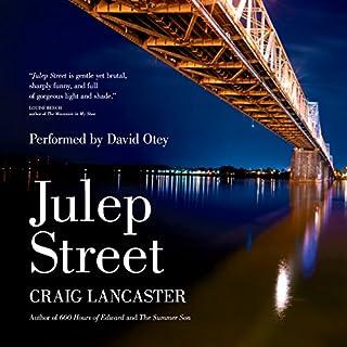 Julep Street audiobook cover art