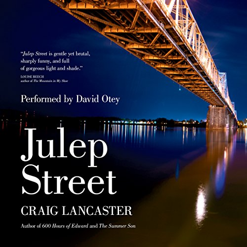 Julep Street audiobook cover art