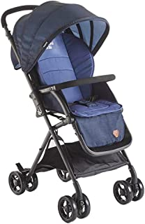 Baby Stroller High Landscape Foldable Reclining Baby Stroller Removable Cotton Pad with Adjustable Hood Four Seasons Four Can Shock with Baby Out Safety 51 * 104cm (Color : E)