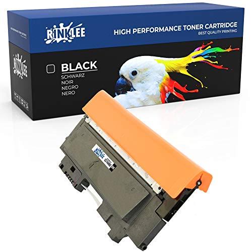 RINKLEE CLT-K406S Cartuccia Toner Compatibile per Samsung CLP-360 CLP-365 CLP-365W CLX-3305 CLX-3305FN CLX-3305W CLX-3305FW Xpress SL-C410W C460W C460FW C467W | Alta Capacità 1500 Pagine | NERO