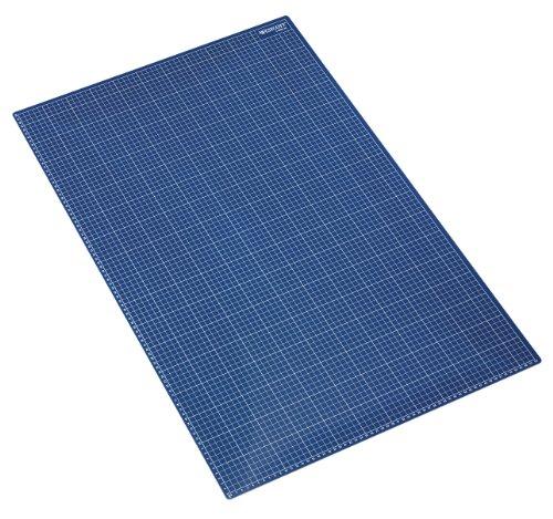Westcott E-4600100– Tapis de découpeA1- 90x60cm– bleu– autres formats disponibles