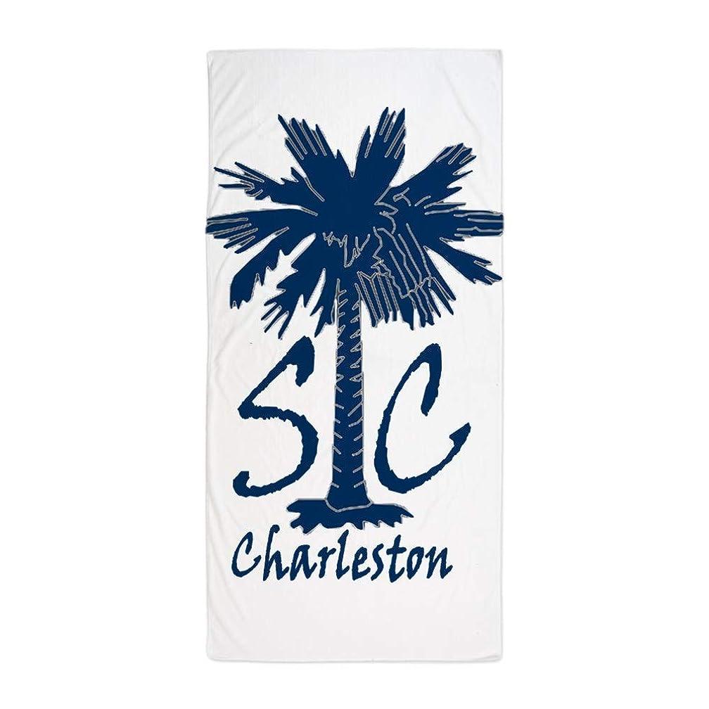 CafePress Charleston Large Beach Towel, Soft 30