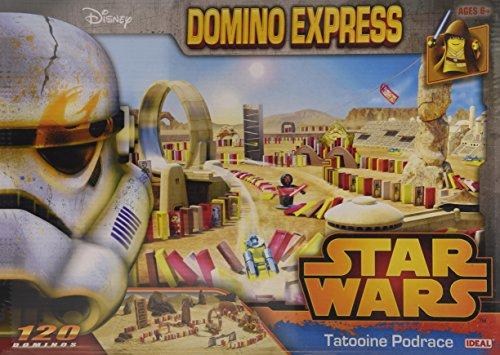 Ideal Domino Express Star Wars Tatooine Pod Race