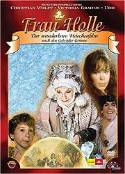 Frau Holle Weihnachtsfilm Märchen mit Frau Hippe