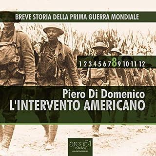Breve storia della Prima Guerra Mondiale, Vol. 8 copertina