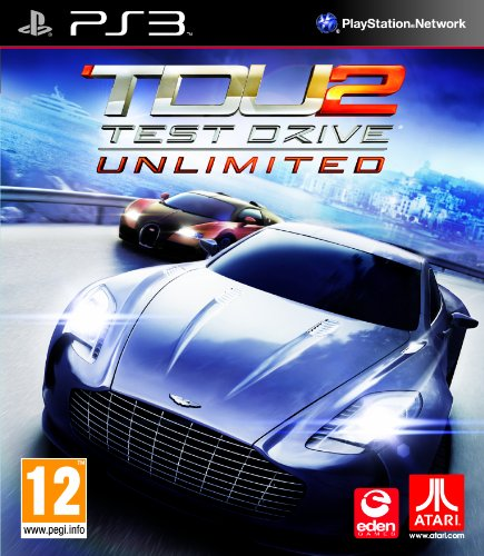 BANDAI NAMCO Entertainment Test Drive Unlimited 2, PS3 vídeo - Juego (PS3, PlayStation 3, Racing, T (Teen))