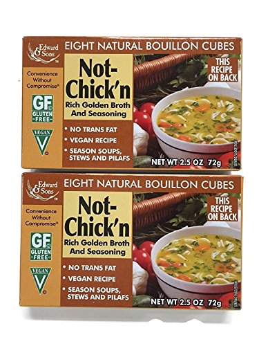 Not-Chick'n Bouillon Cubes