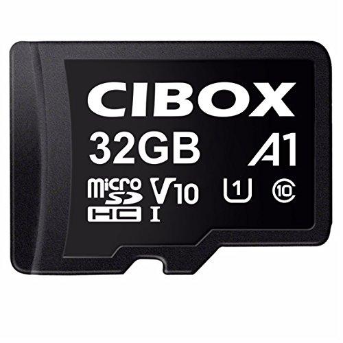 Cibox AppBoost Micro-SD-Karte 32GB Schwarz