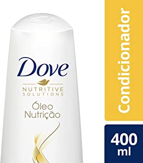 Óleo Nutrição Dove Condicionador 400ml, Dove