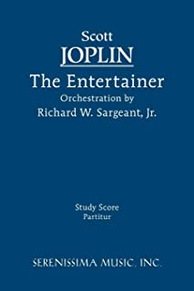 The Entertainer - Study Score