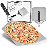 51+3uQaT65L._SL160_ The Best Pizza Spatula List to let you handle your Pizza like a Master