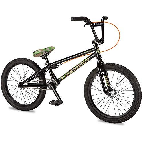 Eastern Bikes Eastern BMX Bikes - Lowdown Model Boys and Girls 20 Inch Bike. Lightweight Freestyle Bike Designed by Professional BMX Riders at (Black)