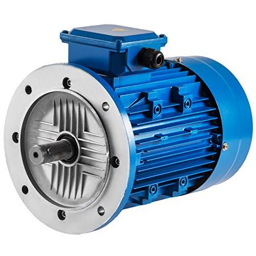 OldFe 3000 U 4kW Wechselstrommotor Elektro Motor 380V Drehstrommotor Motor 90L B35 Asynchronmotor Wechselstrommotor