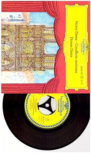Notre Dame Zwischenspiel / Cavalleria Rusticana Ouvertüre / Donna Diana Ouvertüre [Vinyl Single 7\'\']