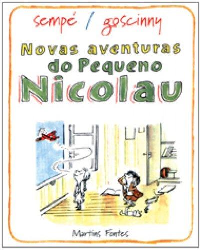 Novas Aventuras do Pequeno Nicolau