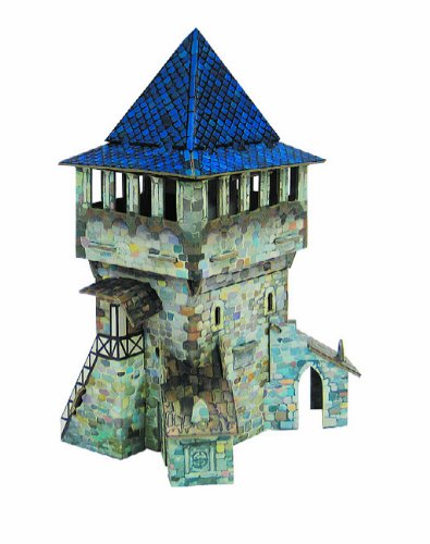 CLEVER PAPER- Puzzles 3D Torre Alta (142421)