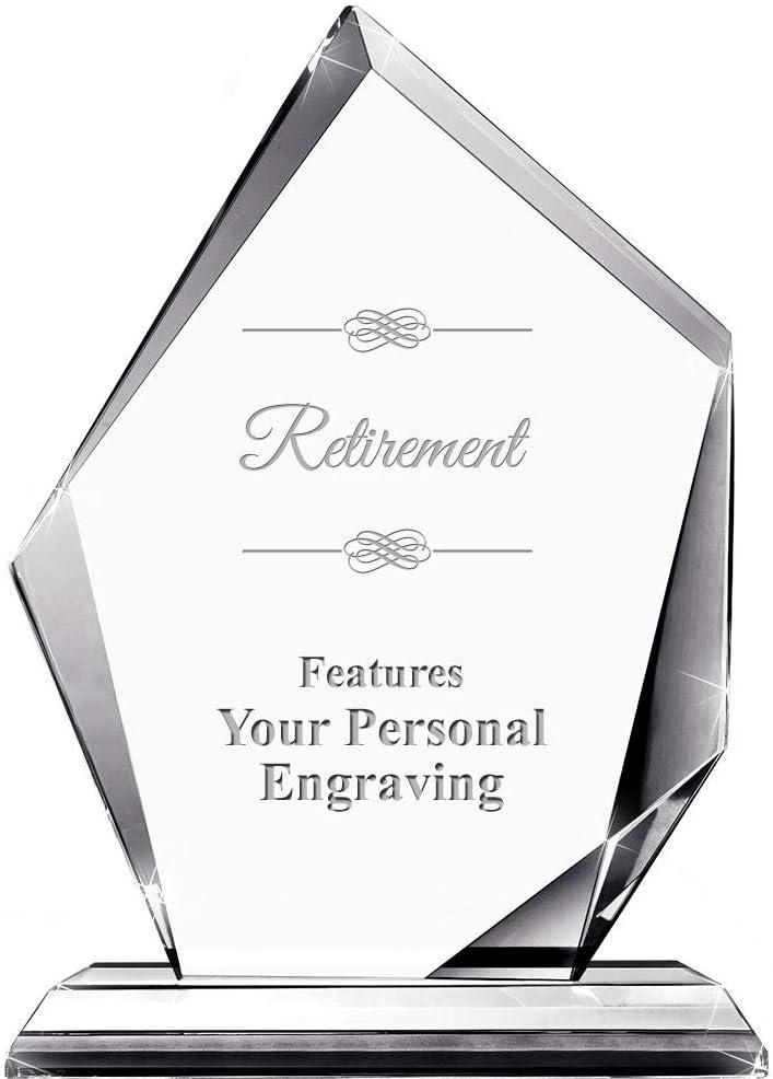 Retirement Apex Crystal Dealing full price reduction Award half 6