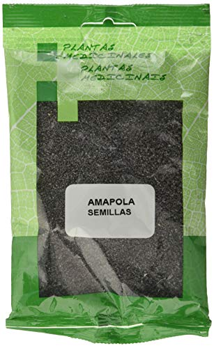 AMAPOLA SEMILLAS BOLSA 100 gr.