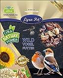 10 kg ROSINEN Futterrosinen Lyra Pet Futter Vögel Meisen Wildvögel TOPQUALITÄT