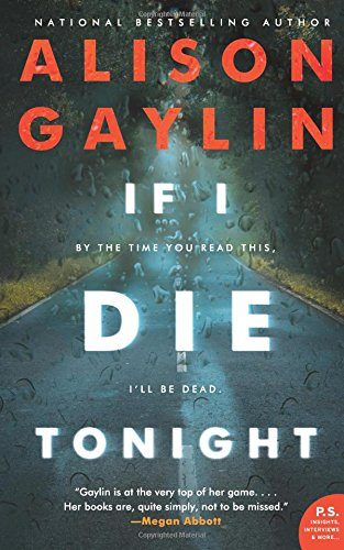 Image of If I Die Tonight: A Novel