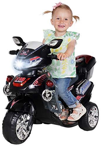 Kinder Elektroauto Motorrad C031 Elektro...
