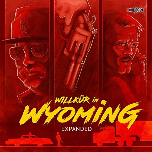 Page de couverture de Willkür in Wyoming