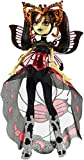 Monster High - Muñeca Goth Moth (Mattel CHW62)...