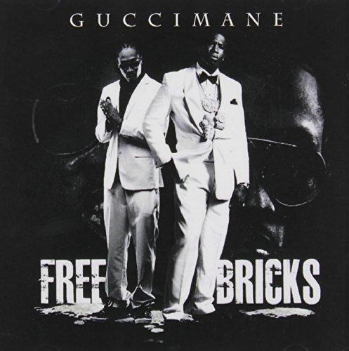Free Bricks by Gucci Mane (2011) Audio CD