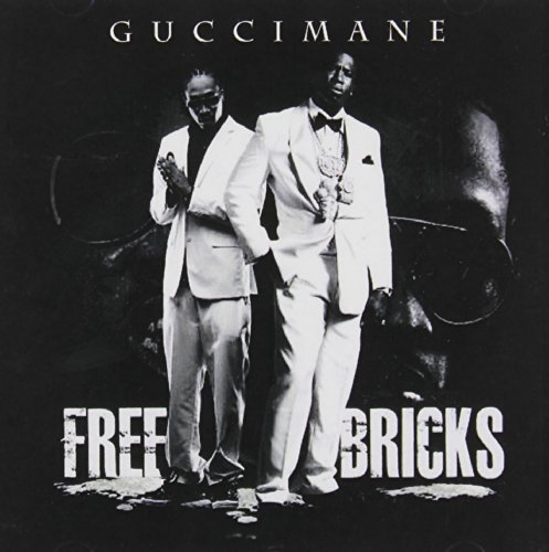 Free Bricks by Gucci Mane (2011) Audio CD