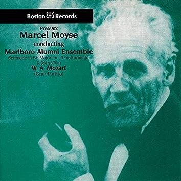 Marcel Moyse Conducting the Marlboro Alumni Ensemble