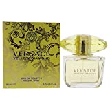 Versace Yellow Diamond Eau de Toilette Spray, 3 Fluid Ounce by Versace