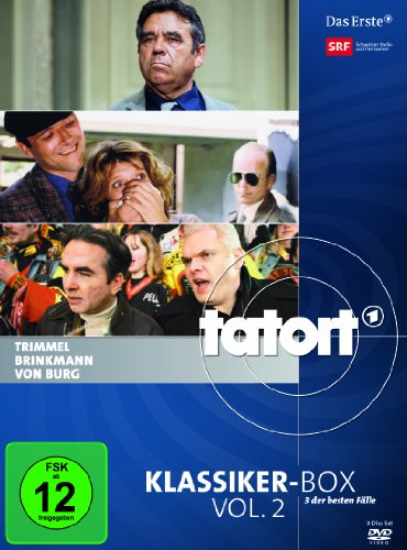 Tatort: Klassiker-Box, Vol 2 [3 DVDs]
