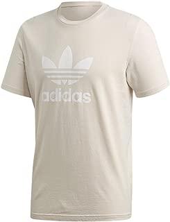 camisa beige de adidas
