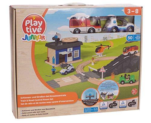playtive junior holzeisenbahn lidl