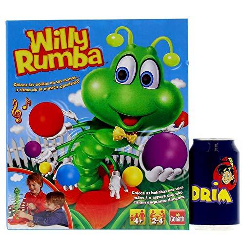 Goliath - Willy Rumba, Juego de Mesa 30961006: Amazon.es: Juguetes y juegos
