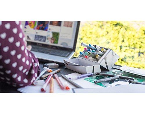 Derwent Graphik Line Painter Set, All 20 Graphik Line Painter Colors (2302234),Assorted Colors Photo #5