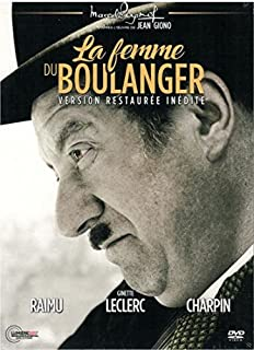 DVD – La Femme du boulanger – Marcel Pagnol – Version Restaurée Inédite