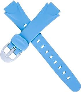 Casio Correa de reloj de resina para mujer LW-200-2BVEF