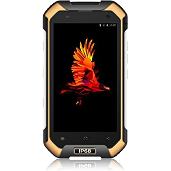 iGET BlackView BV6000- Smartphone con SIM doble, 3G, 32GB, (11,9 ...