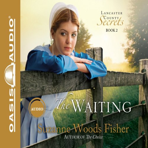 The Waiting audiobook cover art