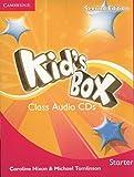 Kid's Box Starter Class Audio CDs 2 Second Edition - 9781107643734