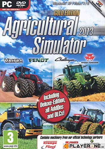 Agricultural Simulator 2013 - Gold Edition - PC Game