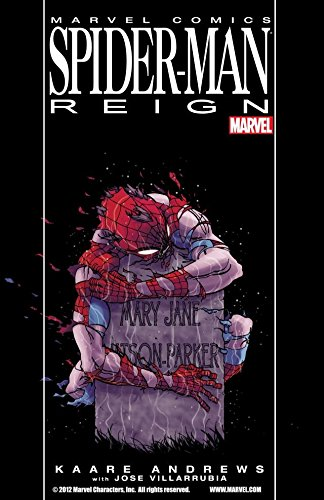 Spider-Man: Reign (English Edition)