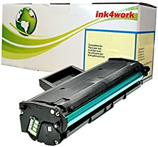 Ink4work DB1160 Compatible Toner Cartridge for Dell B1160, B1160w, B1163w, B1165nfw (331-7335, HF442) (1 Pack Black)