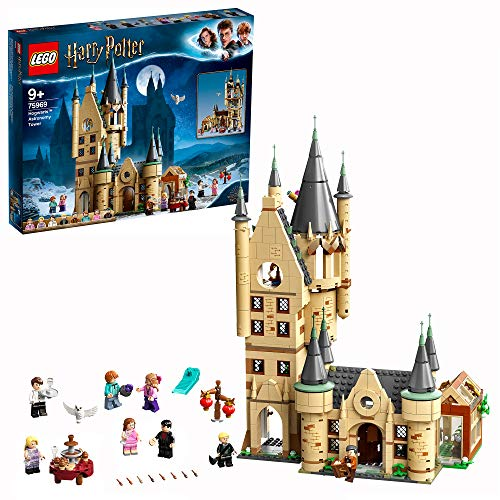 LEGO Harry Potter Torre de Astronomía Juguete Compatible co