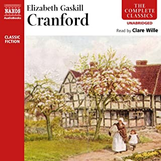 Cranford                   By:                                                                                                                                 Elizabeth Gaskell                               Narrated by:                                                                                                                                 Clare Wille                      Length: 7 hrs and 2 mins     212 ratings     Overall 4.2