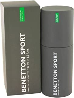 Benetton Sport by Benetton for Men Eau de Toilette 100ml