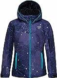 Rossignol Ski Pr Jacket Chaqueta De Esquí, Niñas, aquarela, 8 Años