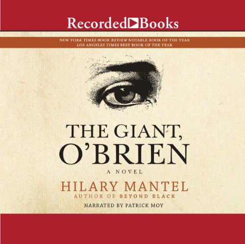 The Giant, O'Brien audiobook cover art